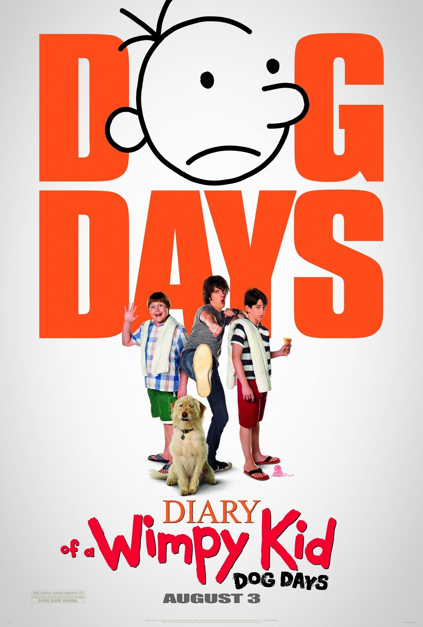 Diary Of A Fashion Mister Strictly Confidential: Diary Of A Wimpy Kid Dog Days Movie Review