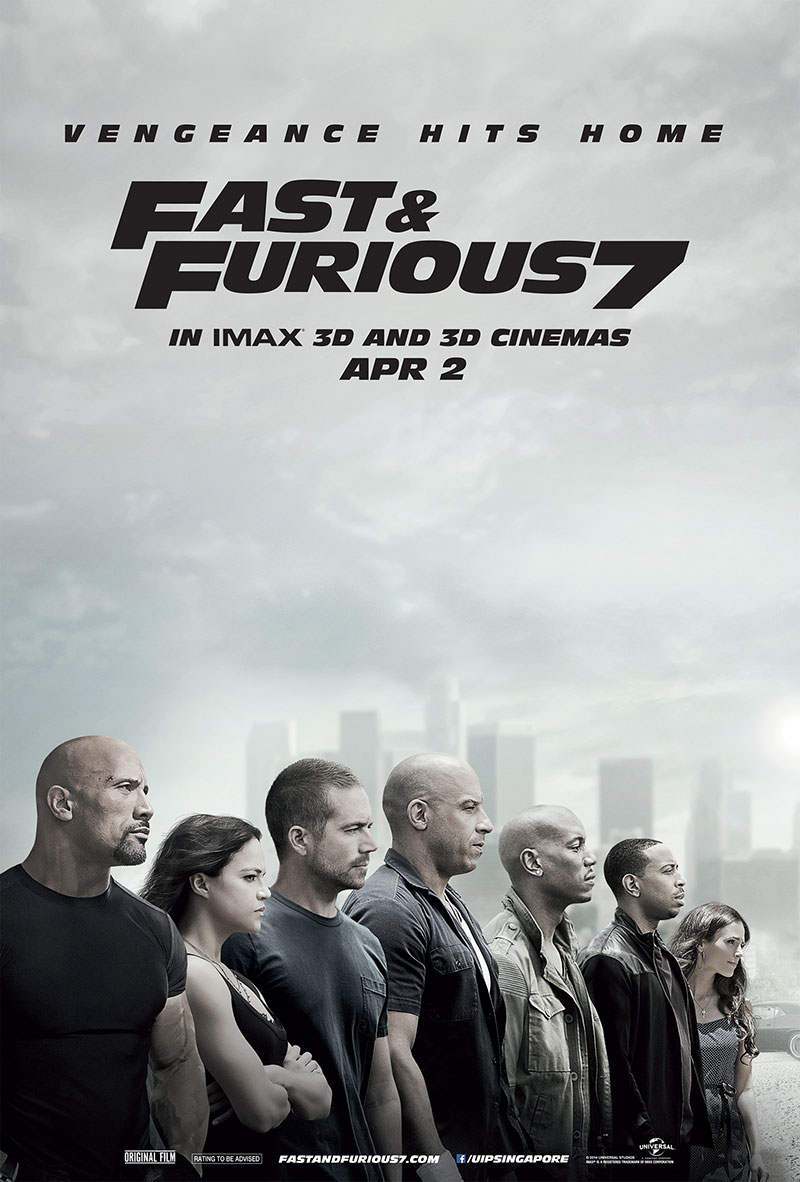 fast and furious 7 movie review by. Black Bedroom Furniture Sets. Home Design Ideas