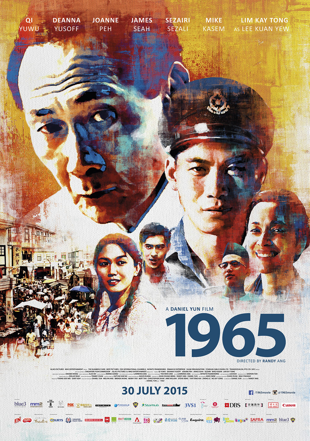 1965 Movie Review | by Tiffany Yong | Singapore Actress ...  1965 Movie Revi...