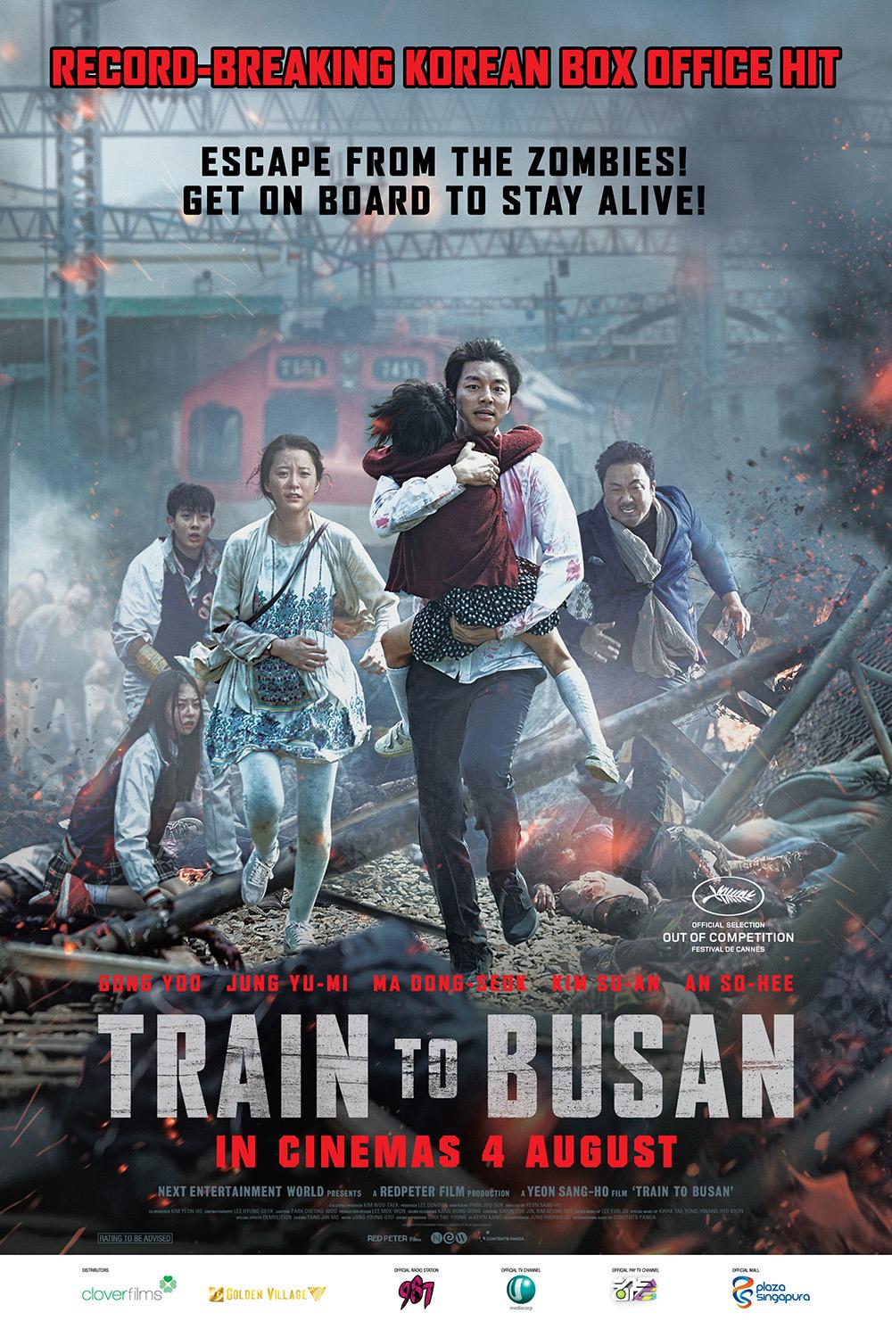 Train To Busan Kinox