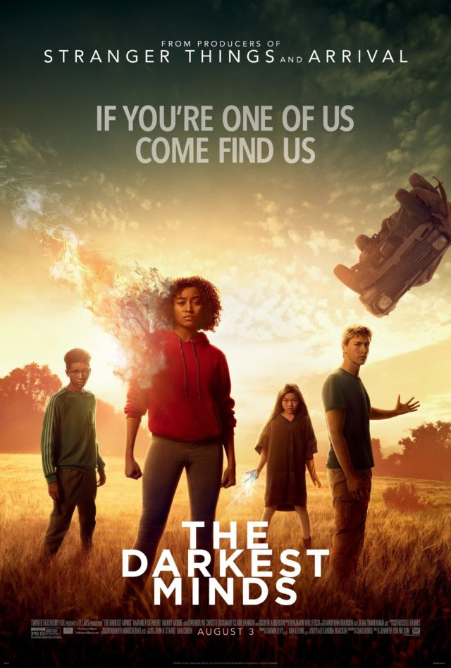 The Darkest Minds 暗黑之心 Movie Review By Tiffanyyong Com